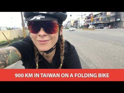 900 KM IN TAIWAN ON A FOLDING BIKE | Pt 1