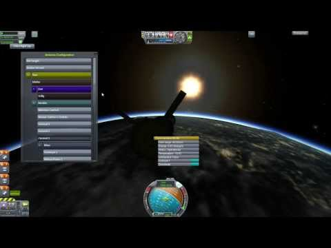 Kerbal Space Program - Interstellar Quest - Episode 10 - Interplanetary & Nuclear Planes