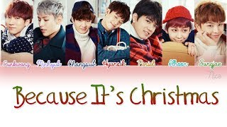 BTOB - Because it's Christmas
