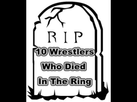 10 Wrestlers Who Died In The Ring || Wrestlers Deaths