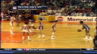 Why Bill Walton Was The Best Center Of All Time: Game 6 NBA Finals 1977