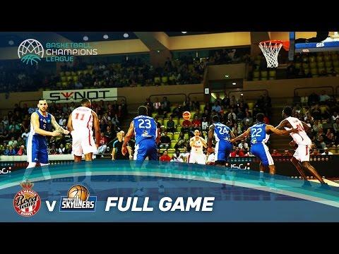 AS Monaco v Fraport Skyliners - Full Game - Basketball Champions League