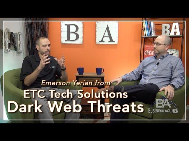 Dark Web Threats - Business Acumen