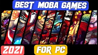 Top 10 Best MΟBA Games For PC 2021   Games Puff