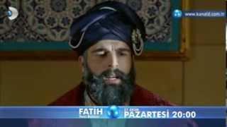 Fatih 3. Bolum Fragmanı 22 Ekim