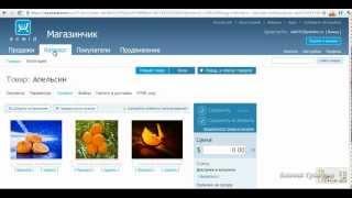Бесплатное создание интернет магазина c ecwid.ru (часть 1)(При помощи простых действий за короткое время вы создадите интернет магазин отличного качества который..., 2012-07-14T12:12:53.000Z)