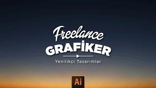 Adobe Illustrator CC - Klasik Logo Tasarım Dersi