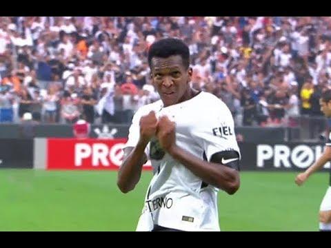 Gol de Jô - Corinthians 1 x 0 Vasco - Narração de Nilson Cesar