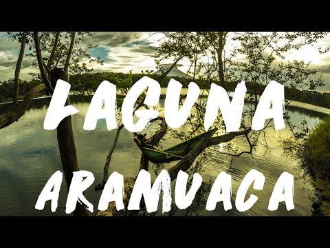 Laguna Aramuaca, San Miguel - Conoce El Salvador 2.0