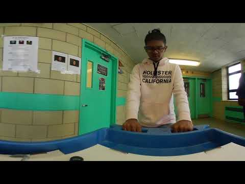 VIL 201718 School Tour NYC Academy for Conservation & the Environment