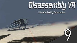 DESMONTADO EL TITANIC Y UN TELEFONO MOVIL - DISASSEMBLY VR #9   Gameplay Español