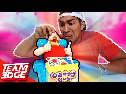 Gassy Gus Challenge!!