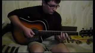 Музычка на гитаре nothing else matters акустика