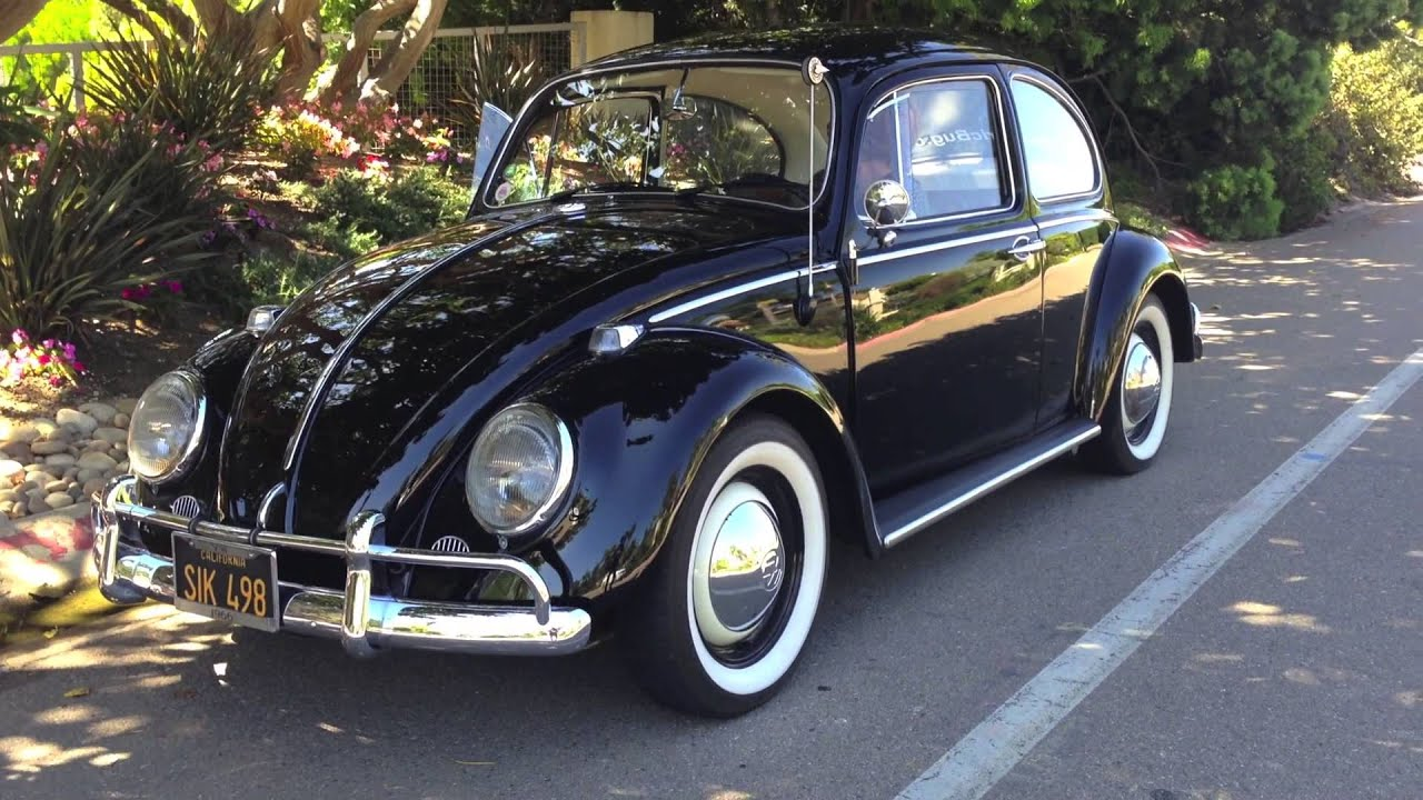 zelectricbug drive 2 of 2 – classic car electric conversion 66 vw