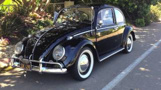 ZelectricBug Drive 2 of 2 – Classic Car Electric Conversion 66 VW Beetle
