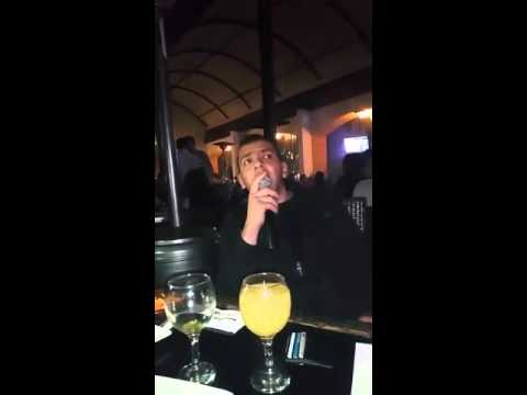 karaoke night with abo stef