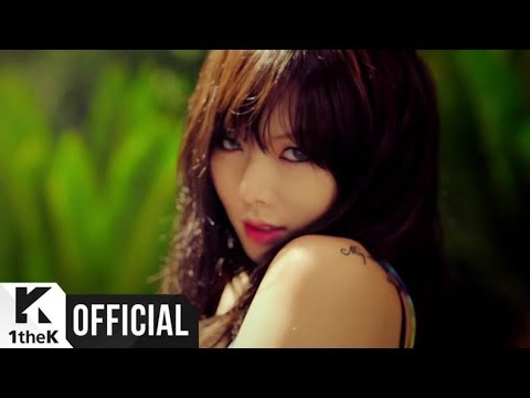 [MV] 4minute _ Is It Poppin'?(물 좋아?)