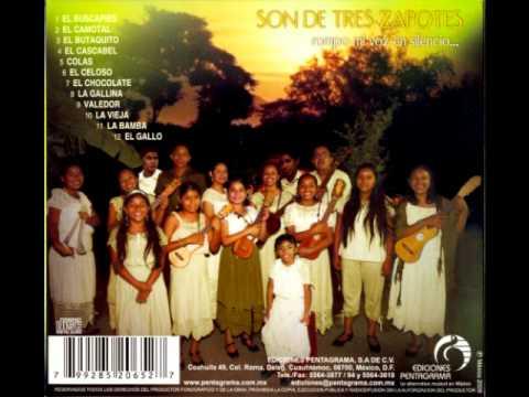 """SON DE TRES ZAPOTES""""EL CASCABEL"""""""