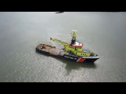 BERISUAS - Drone Assistance in Maritime Incident Response
