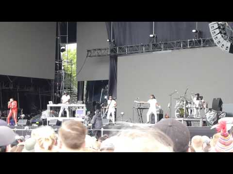 Jidenna - Long Live The Chief Lollapalooza Chicago 2017