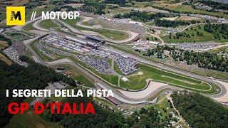 GP d'Italia 2019. I segreti della pista