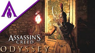Assassin's Creed Odyssey #028 - Grab der ersten Pythia - Let's Play Deutsch