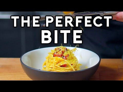 Binging with Babish: The Perfect Bite from YOU (Netflix)