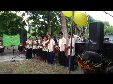 Live & Learn song from Kiribati