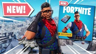 New FREE PS4 Exclusive PRODIGY Skin on Fortnite!