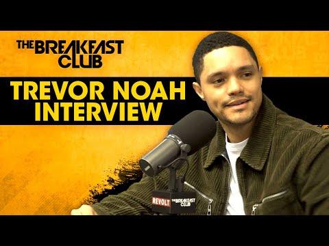 Trevor Noah Unpacks Religion, Societal Changes & Problematic Culture In America