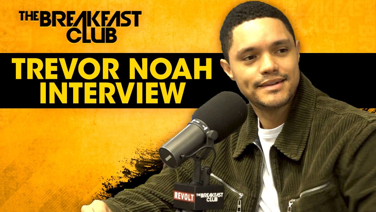 Trevor Noah Unpacks Religion, Societal Changes & Problematic Culture In America