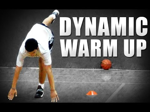 Basketball Dynamic Warm Up | Basketball Stretching ...