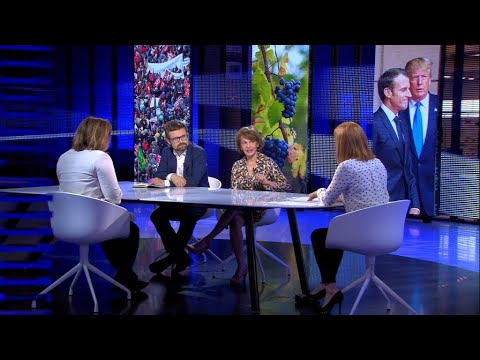 Talking Europe - Grapes of wrath: Donald Trump threatens French wine, EU-US trade