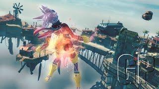 Gravity Rush 2 Gameplay Showcase - IGN Live: E3 2016