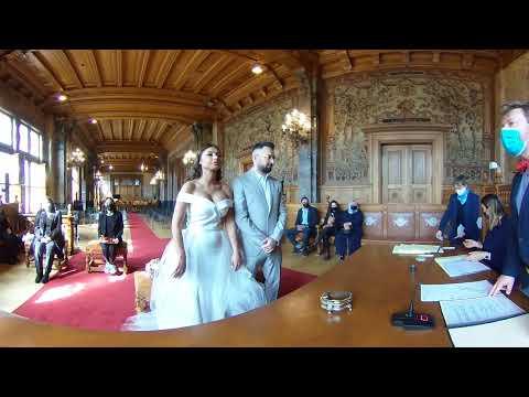 Mariage de Tarik