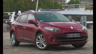 2010 New Renault Megane Estate Videos