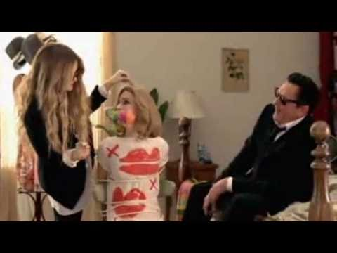 MICHAEL MADSEN in obsession video  sky ferreira