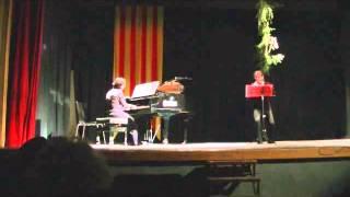 Mallorca (Barcarola) - Isaac Albéniz - oboe y piano