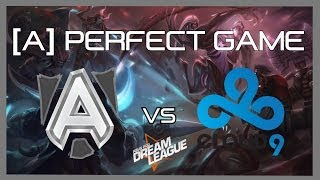 [A] Perfect Game Alliance vs Cloud 9 [18-0] @ DreamLeague LAN