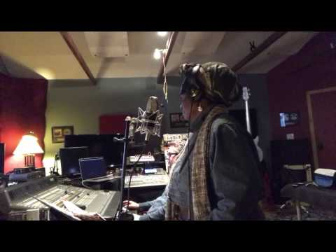 Ladee Dred Album Session:The Holy Herb P2