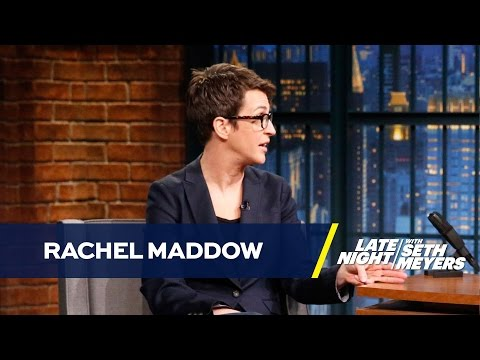 Rachel Maddow on the Helpfulness of President Trump's Ignorance
