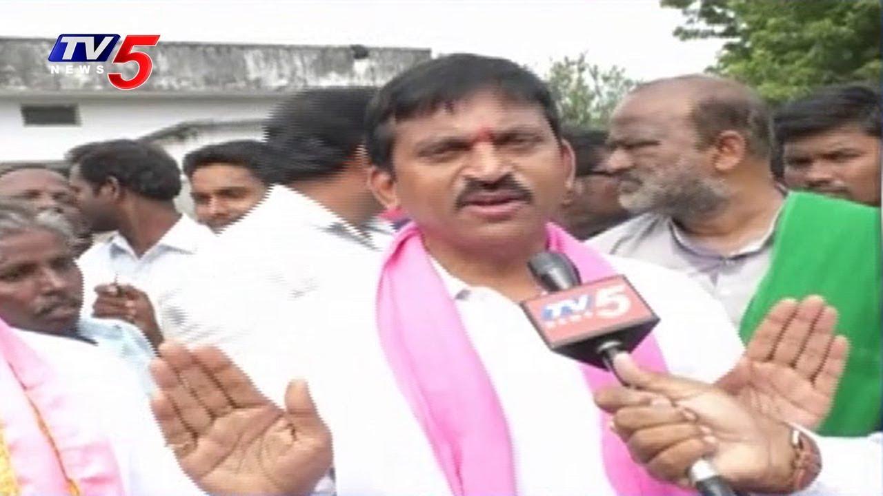 Ponguleti Srinivasa Reddy Election Campaigning   Cinevedika