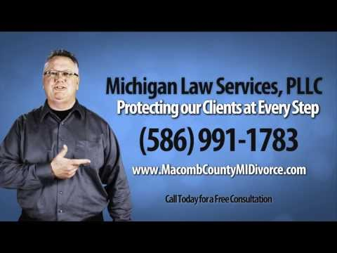 When you are facing a divorce, child custody matter, child support matter or other family law issue, we are here to help.  The attorneys at Michigan Law Services, PLLC have the experience and know how to get you the results you are looking for.  Call today for a free consultation