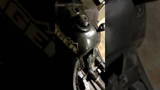 Suzuki Eiger no spark problems