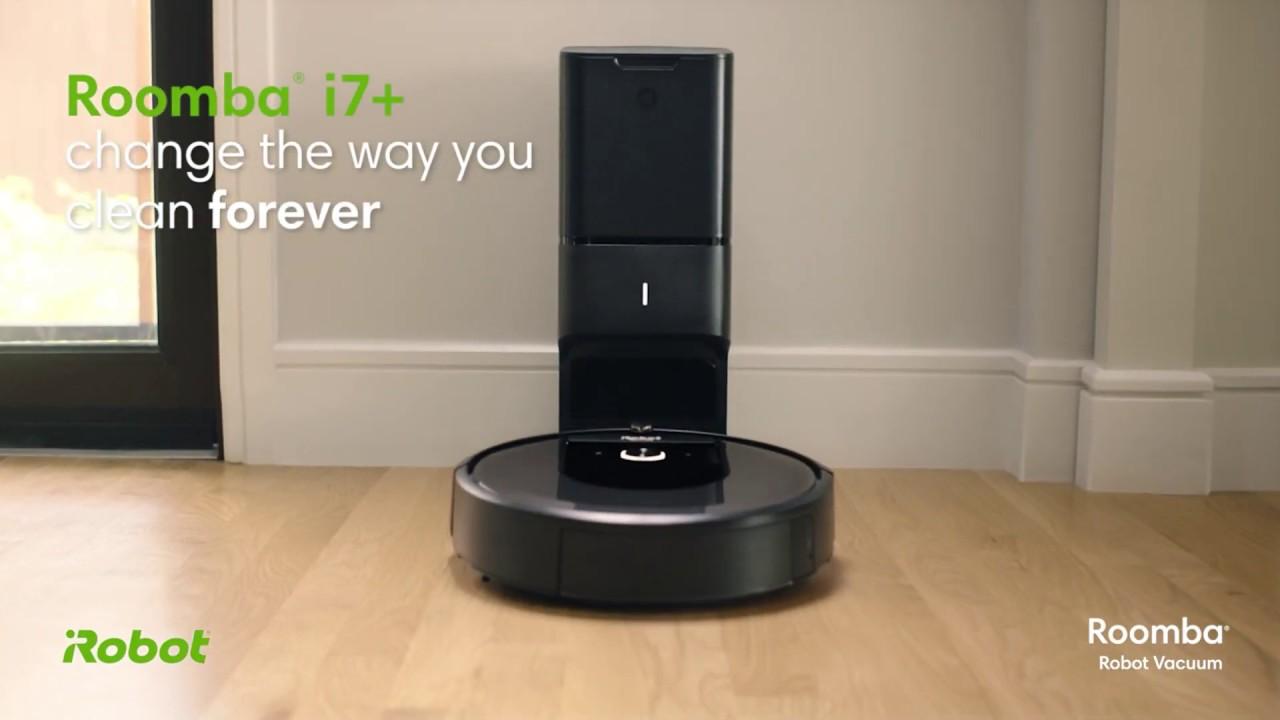 Roomba I7 Irobot Youtube