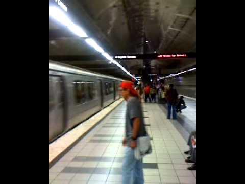 Carribbean Vacation Puerto Rico: San Juan, Puerto Rico Rio Piedras Subway.