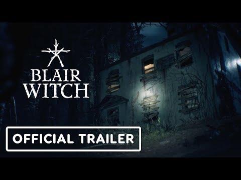Blair Witch Official Story Trailer - Gamescom 2019