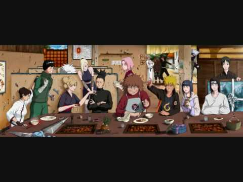 A Night To Remember ( Naruto Style )