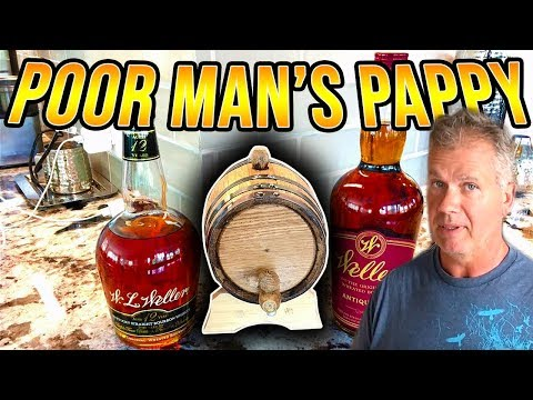 BEST BOURBON FOR THE PRICE - Poor Man's Pappy Tutorial