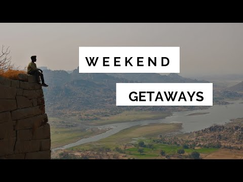 5 Places to Visit Near Hyderabad | WEEKEND ROAD TRIP TELANGANA | Abhinav Salla